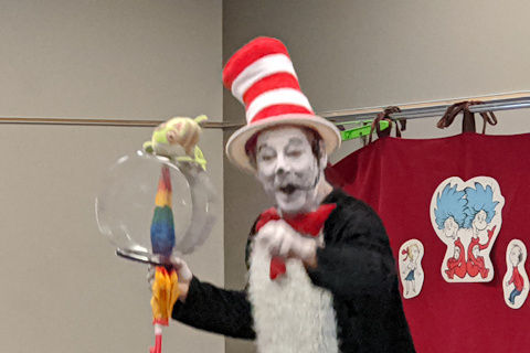 Dr Seuss birthday 2020